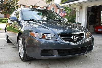 Acura : TSX Navigation Outstanding 2004 Acura TSX Navigation 4-Door 2.4L  - No Kids No Dogs