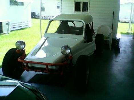 1970 Volkswagen Dune Buggy for: $6500
