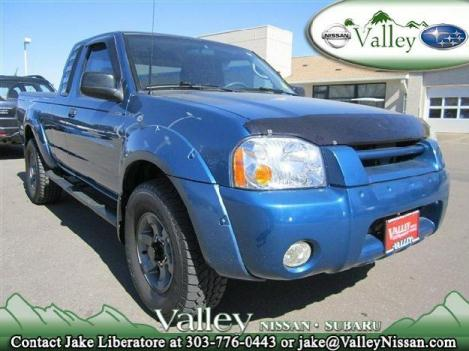 2004 Nissan Frontier 4wd Cars For Sale