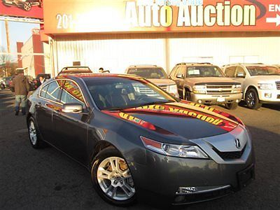 Acura : TL 11 acura tl carfax certified 1 owner leather sunroof alloy wheels pre owned