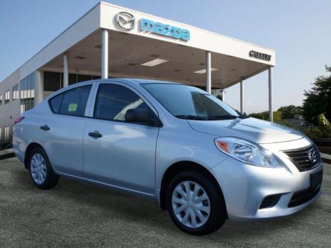2014 Nissan Versa Norwood, MA