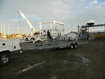 2006 Hostar dual axle Sailboat trailer 33-39 feet