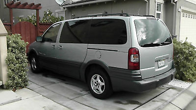 Pontiac : Montana Extended Model Passenger Mini Van 3.4 liter v 6 180 hp 19 26 mpg very good condition well maintained vehicle