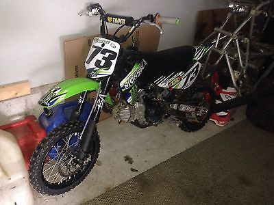 Bbr Klx 110 Motorcycles for sale
