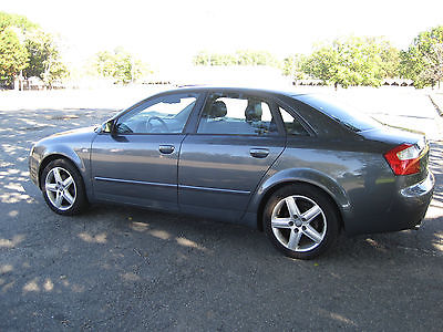 Audi : A4 A4 Clean 2003 AUDI A4 1.8T QUATTRO, 5spd, Sunroof, NEW Engine, Xenon, BOSE