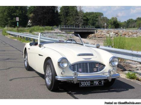 1960 Austin Healey Other 3000 BN7