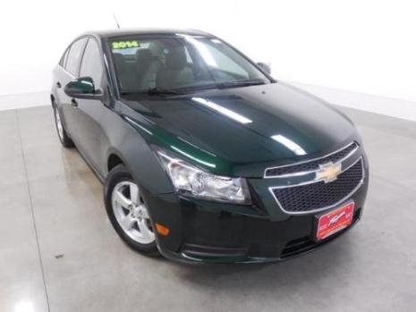 2014 Chevrolet Cruze Janesville, WI
