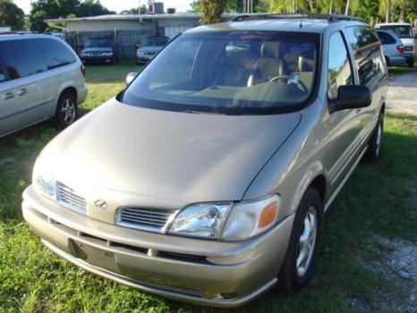 2001 Oldsmobile Silhouette Chevy Venture Mini Van Leather LOW PRICE