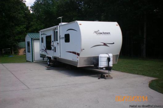 travel trailer 2009 Coachmen