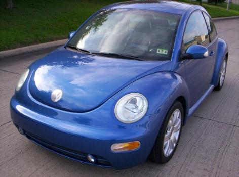 2003 Volkswagen Beetle GLS Turbo Auto