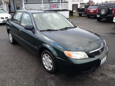 2001 Mazda Protege LX Everett, WA