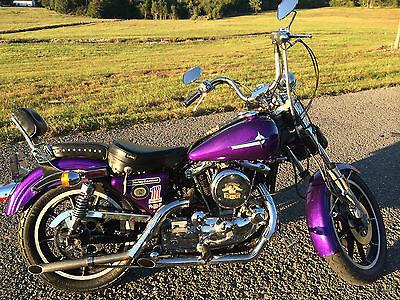Harley-Davidson : Sportster 1979 harley davidson xlh 1000 sportser