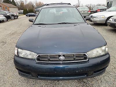 Subaru : Legacy Wagon AWD 1998 subaru legacy l wagon 2.2 l automatic runs great best offer