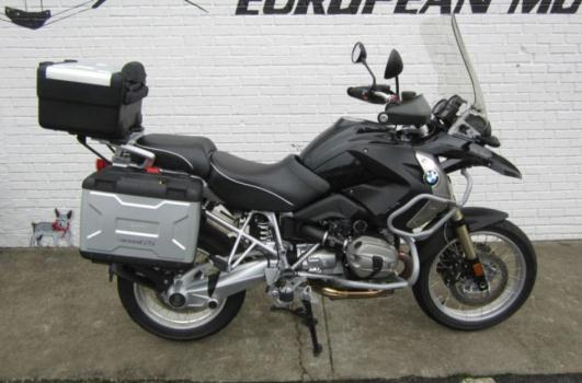 2011 bmw rseries r1200gs loaded with accessories!!!