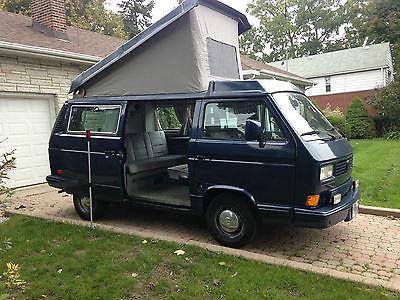 Volkswagen : Bus/Vanagon Seven Seater, Pop Top Volkswagen Vanagon - 56,000 miles only (90,000 km)