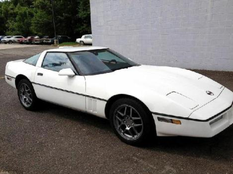 1990 Chevrolet Corvette for: $8990