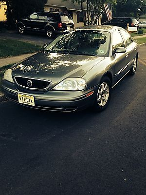 Mercury : Sable GS Excellent Running Condition