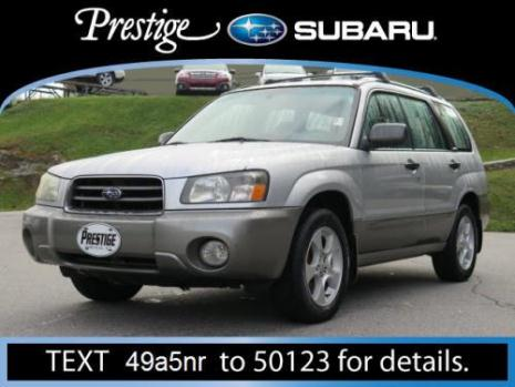 2004 subaru forester natl cars for sale for Autonation honda 104 2999 w 104th ave westminster co 80234