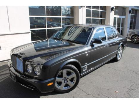 Bentley : Arnage T 2006 bentley arnage t 1 owner vehicle just serviced