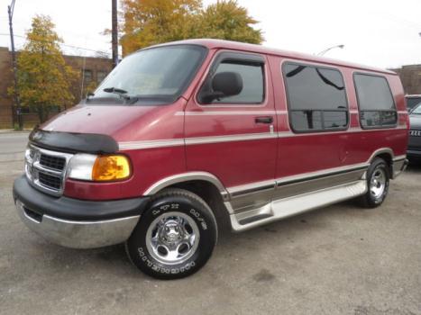 Dodge : Ram Van 1500 109