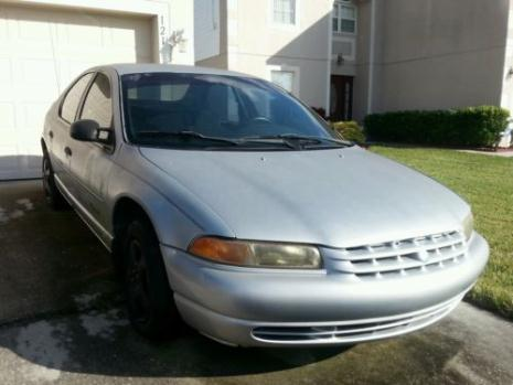 Plymouth : Breeze 4 Door I'M SELLING MY PLYMOUTH BREEZE ($1000.00) OBO (not running)