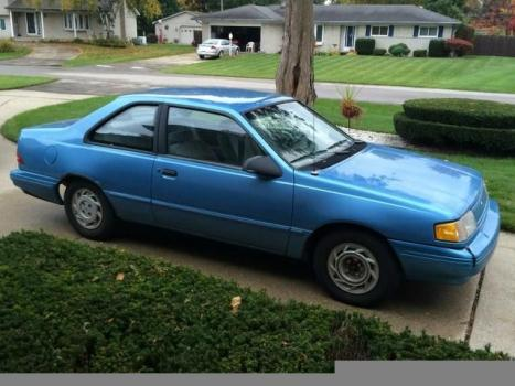 Great Value! Sky Blue Ford Tempo! Under 100k Mi. Bring Offers.