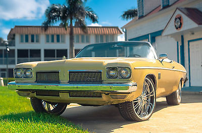 Oldsmobile : Other Royale 1973 oldsmobile delta 88 royale convertible 2 dr
