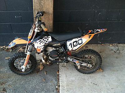 KTM : Other 2009 ktm pro jr 50 cc race ready