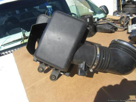 Details about  BMW E46 M3 Air Cleaner Assembly intake 7 831 274 O.E.M