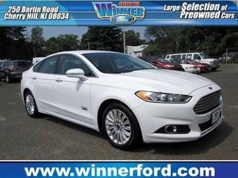 Ford Fusion Energi Cars For Sale