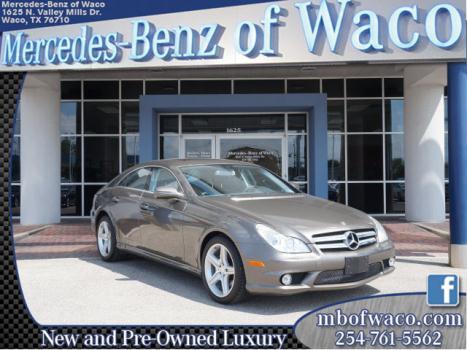 2011 Mercedes Benz CLS Class Base Waco, TX