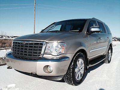 Chrysler : Aspen Signiture Series 2008 aspen suv chrysler aspen like a dodge durango hemi