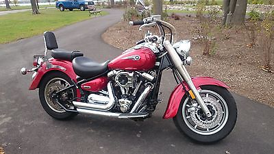 Yamaha : Road Star 2006 yamaha road star low mi perfect condition