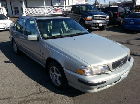 2000 Volvo S70 Base Everett, WA
