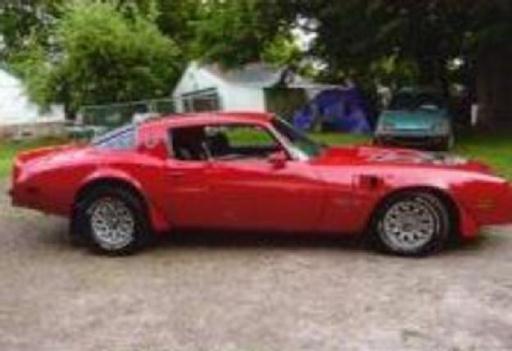 1978 Pontiac Firebird for: $35000