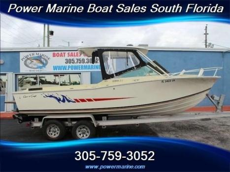 Chris Craft Scorpion 21 Cuddy Boats For Sale
