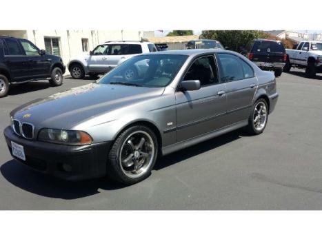 2003 BMW 540 i Shingle Springs, CA