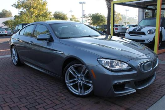 2014 BMW 650 Gran Coupe i Charleston, SC