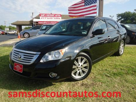 2008 Toyota Avalon LIMITED ## Carfax Certified **