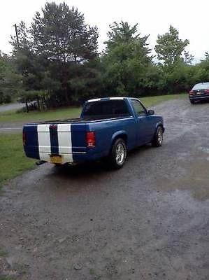 Dodge : Dakota rt/8 1995 dodge dakota sport extended cab pickup 2 door 5.2 l