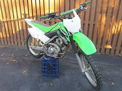 Kawasaki : KLX 2013 klx 140 l kawasaki klx great shape