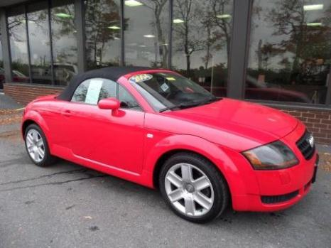2004 Audi TT 1.8L Easton, PA