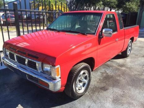 1997 Nissan Pick Up