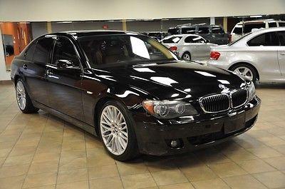 BMW : 7-Series 750Li 2008 bmw 750 li