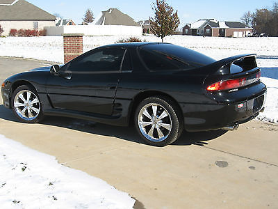Mitsubishi : 3000GT 5-Speed 1998 mitsubishi 3000 gt 5 speed loaded leather air low miles very sharp