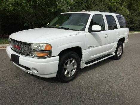 2001 GMC Yukon Denali - Caribbean Auto Sales, Chesapeake Virginia