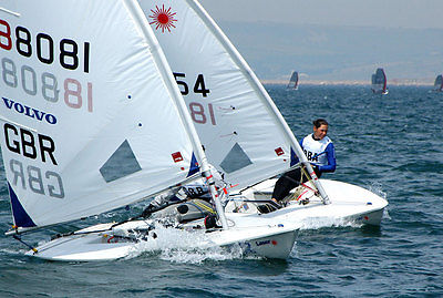 2014 Laser XD Sailboat - Bran New, never sailed!