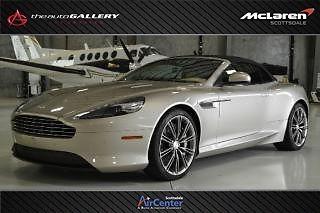 Aston Martin : Other 2dr Volante 2012 aston martin virage 2 dr volante