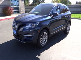 New 2015 Lincoln MKC Base