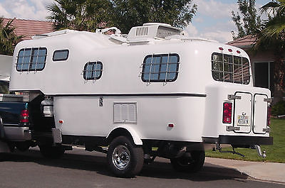 Scamp 5th Wheel Travel Trailer / RV Camper - Highly Modified  2003